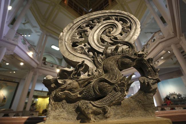 Chiêm ngưỡng linh vật Việt Nam bằng vàng ròng - 9