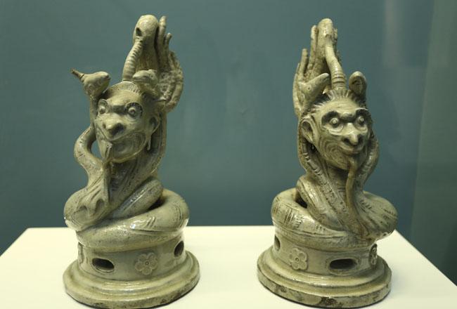 Chiêm ngưỡng linh vật Việt Nam bằng vàng ròng - 11