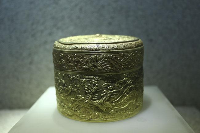 Chiêm ngưỡng linh vật Việt Nam bằng vàng ròng - 5