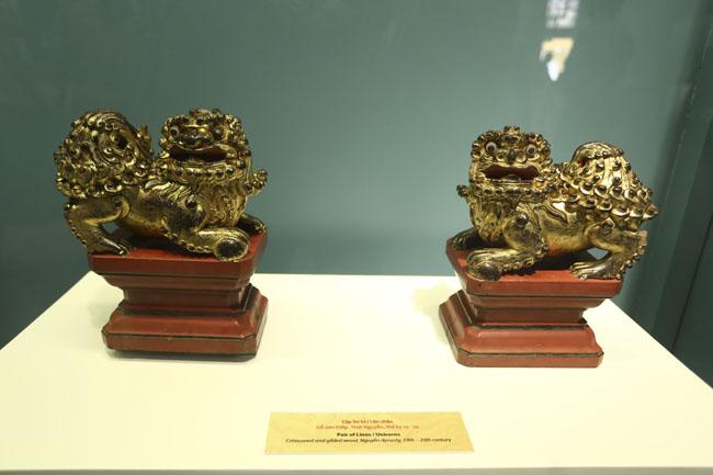 Chiêm ngưỡng linh vật Việt Nam bằng vàng ròng - 8