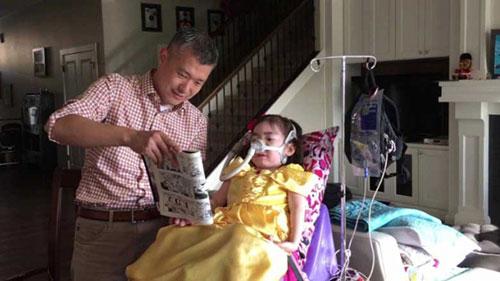 Kết thúc cuộc đời của cô bé 5 tuổi gây xúc động mạnh - 2