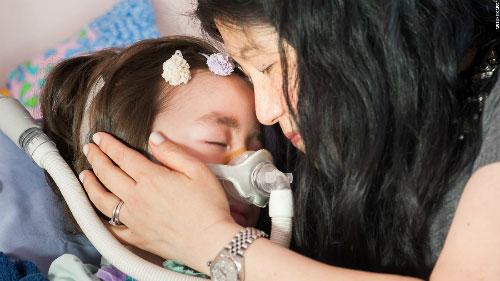 Kết thúc cuộc đời của cô bé 5 tuổi gây xúc động mạnh - 3
