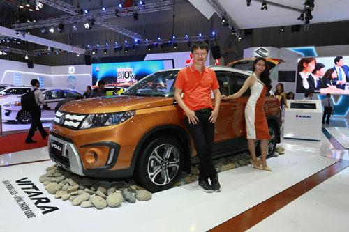 Việt Nam Suzuki giới thiệu 3 dòng xe thân thiện với đường phố đô thị - 3