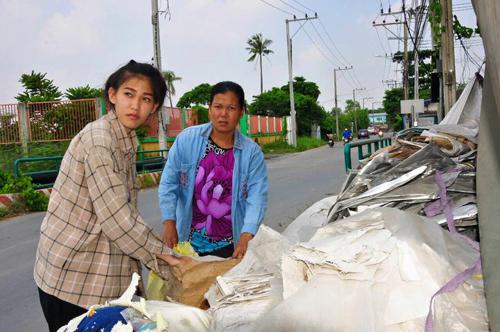 """Hoa hậu """"nhặt rác"""" Thái Lan gian dối về học vấn - 2"""