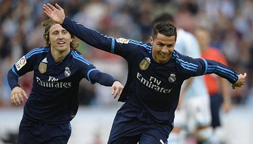 """Ronaldo mới thực sự là """"Người không phổi"""" - 1"""