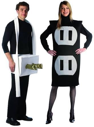 12 bộ hóa trang đôi xấu xí nhất mùa Halloween - 2