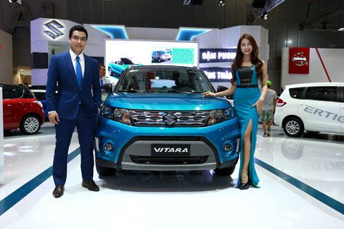 Việt Nam Suzuki giới thiệu 3 dòng xe thân thiện với đường phố đô thị - 2