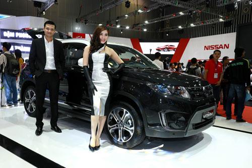 Việt Nam Suzuki giới thiệu 3 dòng xe thân thiện với đường phố đô thị - 4