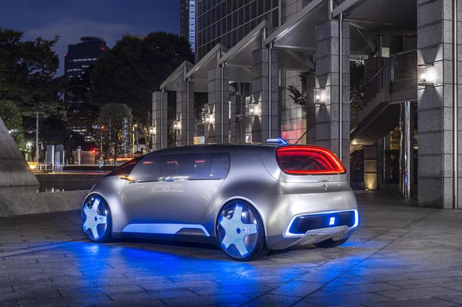 Mercedes-Benz Vision Tokyo là mẫu concept  tự vận hành, sang trọng và tân tiến  được thiết kế phù hợp di chuyển tại các đô thị và rất hợp với các bạn trẻ.