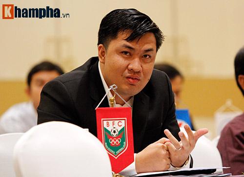 Ông Cao Văn Chóng chính thức làm Tổng giám đốc VPF - 2