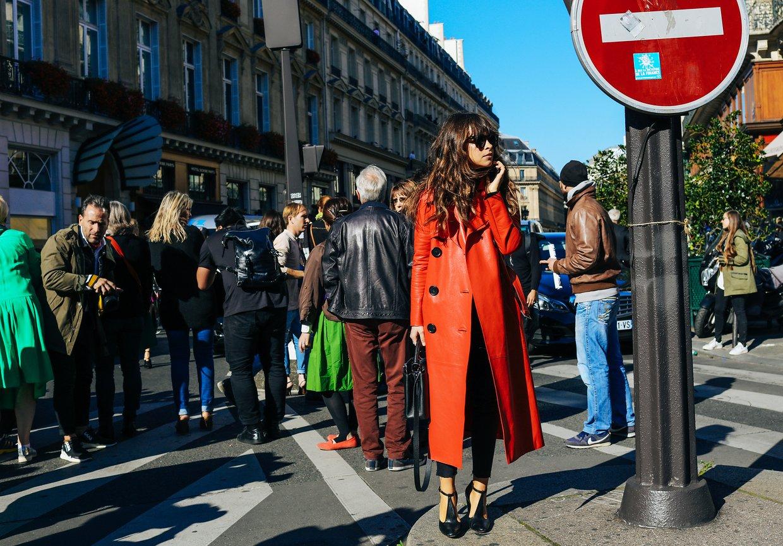 """Những bộ cánh """"ngắm là ghiền"""" trên phố Paris - 3"""