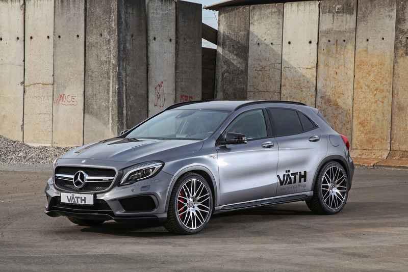 Ngắm mẫu Mercedes GLA 45 AMG phiên bản độ của VATH - 2