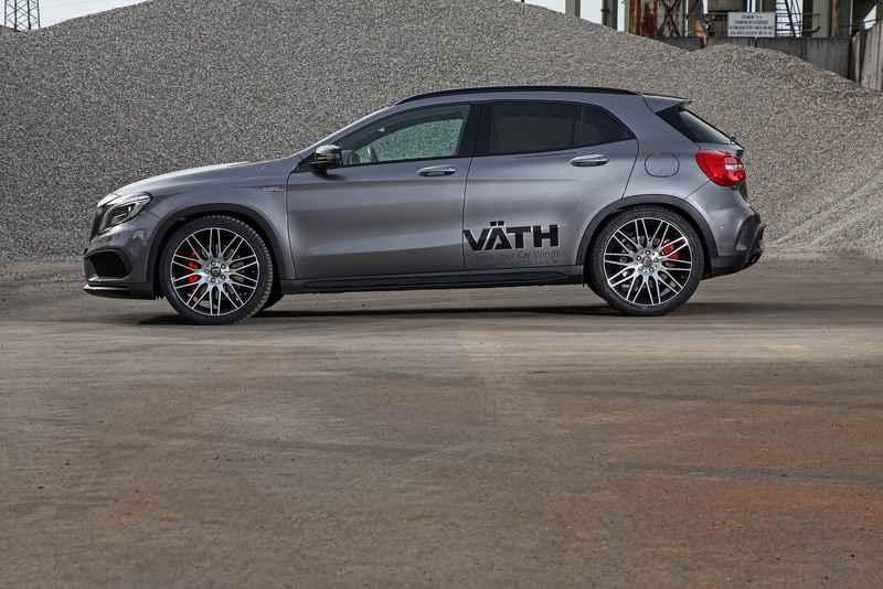Ngắm mẫu Mercedes GLA 45 AMG phiên bản độ của VATH - 3
