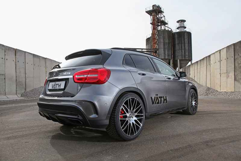 Ngắm mẫu Mercedes GLA 45 AMG phiên bản độ của VATH - 4