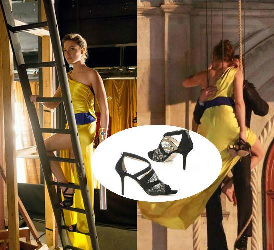 """Những đôi giày """"lên đời"""" nhờ phim bom tấn Hollywood - 1"""