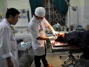Tin pháp luật - Quảng Ngãi: Côn đồ xông vào bệnh viện chém người