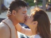 """Ca nhạc - MTV - Những nụ hôn công khai gây """"bão"""" của sao Việt"""