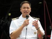 """Thế giới - """"Gặp"""" người gốc Việt đầu tiên chỉ huy chiến hạm Mỹ"""
