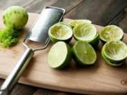 An toàn thực phẩm - Vỏ chanh: Đánh tan các loại u bướu, lao phổi và viêm