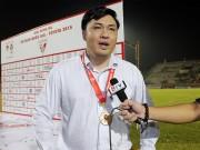 Bóng đá - Ông Cao Văn Chóng chính thức làm Tổng giám đốc VPF