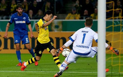 Dortmund - Paderborn: Xứng danh anh hùng - 1
