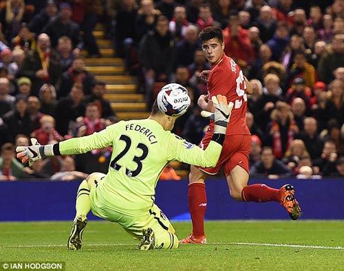 Liverpool - Bournemouth: Món quà đầu tiên - 3