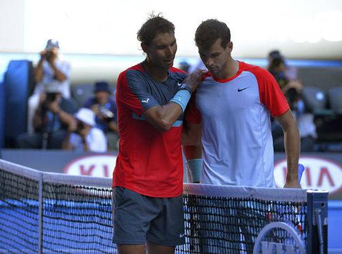 Nadal – Dimitrov: Thành quả khó nhọc (V2 Basel Open) - 1
