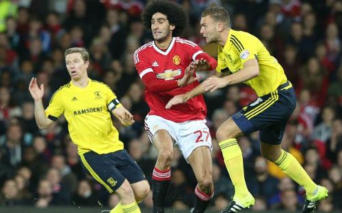 MU - Middlesbrough: Không có chỗ cho sai lầm - 1