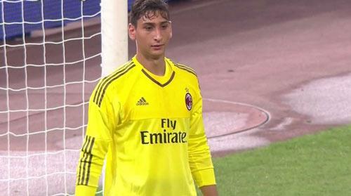 Hiện tượng thủ môn 16 tuổi hứa hẹn kế tục Buffon - 1