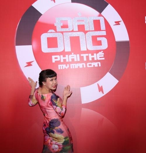 """Trấn Thành """"quậy hết cỡ"""" bên Việt Hương - 2"""