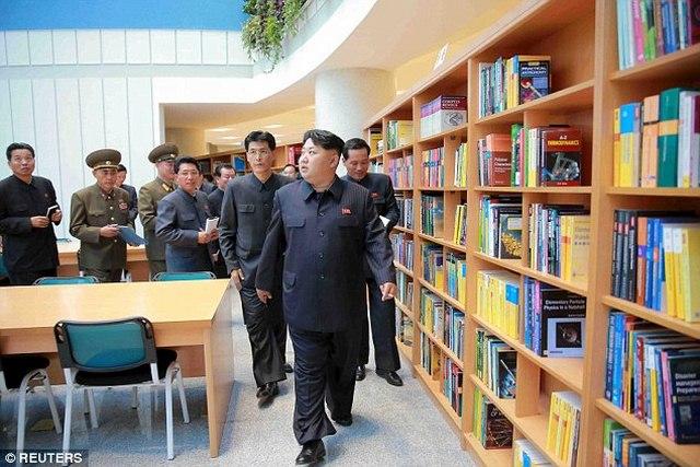 """Triều Tiên khánh thành tòa nhà """"hạt nhân"""" hiện đại - 5"""