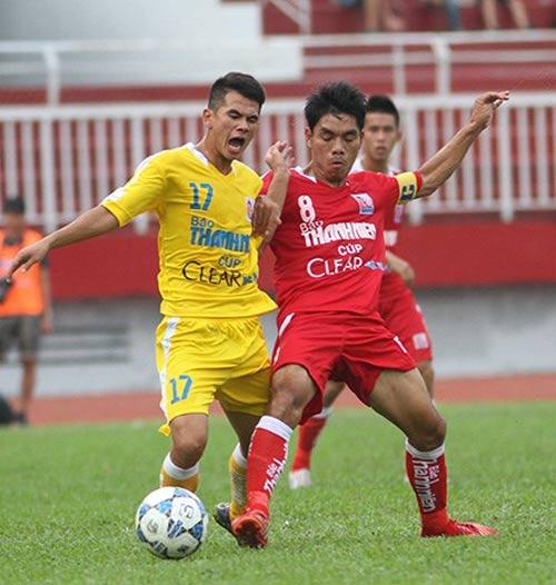 Bán kết giải U-21 báo Thanh Niên: Bóng đá miền Trung và miền Tây hồi sinh - 1