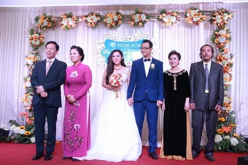 Bảo Trâm Vietnam Idol hạnh phúc trong ngày cưới - 7