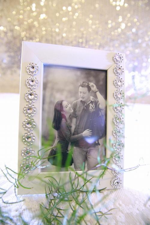 Bảo Trâm Vietnam Idol hạnh phúc trong ngày cưới - 11