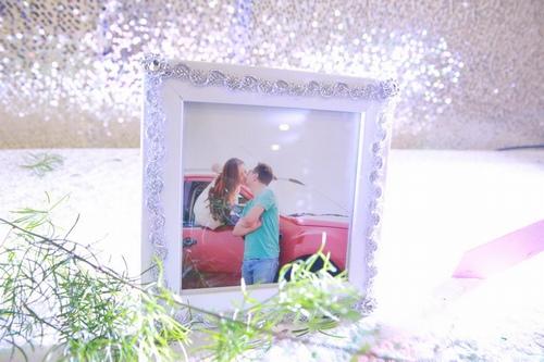 Bảo Trâm Vietnam Idol hạnh phúc trong ngày cưới - 12