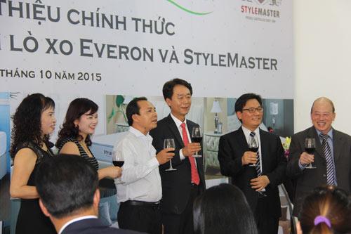 Everon chính thức ra mắt sản phẩm đệm lò xo đạt chuẩn quốc tế - 6
