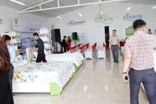 Everon chính thức ra mắt sản phẩm đệm lò xo đạt chuẩn quốc tế - 10