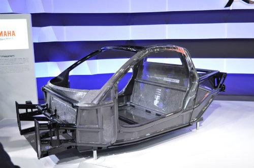 """Yamaha trình làng mẫu ô tô thể thao """"khủng"""" - 7"""