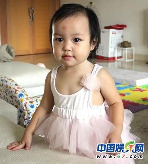 """""""Công chúa"""" nhà Triệu Vy phổng phao trông thấy - 8"""