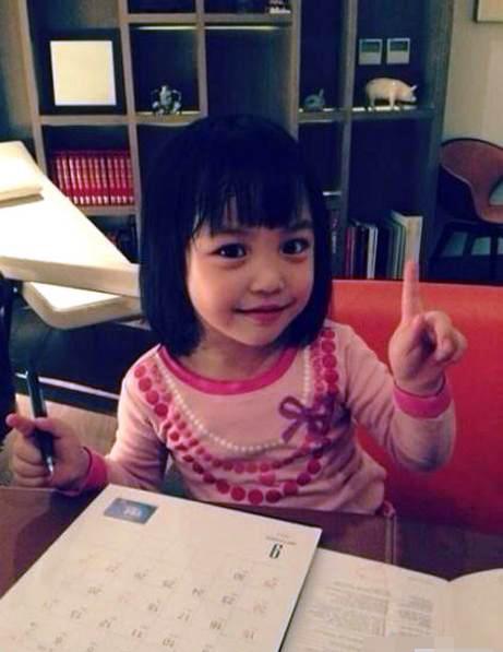"""""""Công chúa"""" nhà Triệu Vy phổng phao trông thấy - 5"""