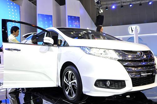 Honda Odyssey thế hệ 5 sẽ về Việt Nam từ năm 2016 - 1