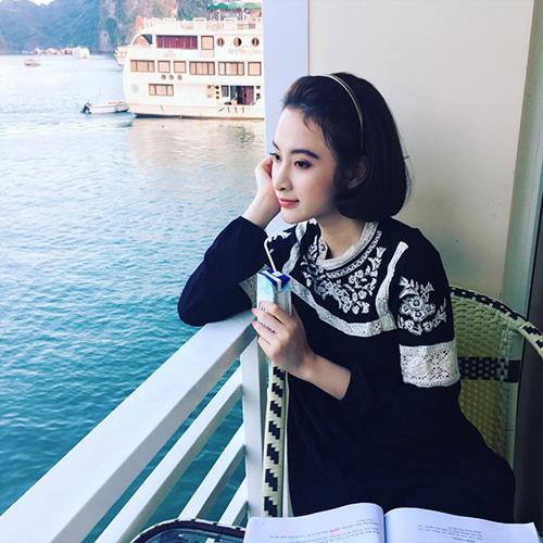 Facebook sao hot 29/10: Tự Long làm thơ tặng gái yêu - 9