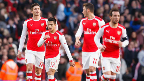 """Arsenal: Sự thụt lùi của """"vườm ươm"""" tài năng trẻ - 1"""