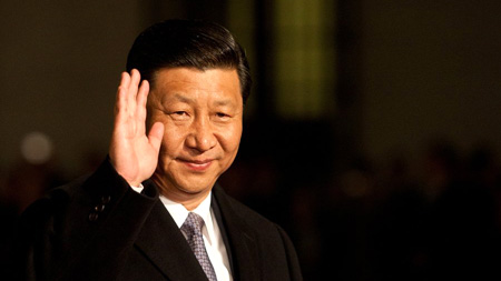 Chủ tịch Trung Quốc Tập Cận Bình thăm chính thức Việt Nam - 1
