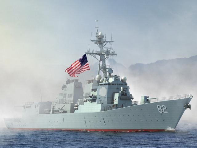 """Đưa tàu chiến """"thách thức"""" TQ ở Biển Đông, Mỹ muốn gì? - 1"""