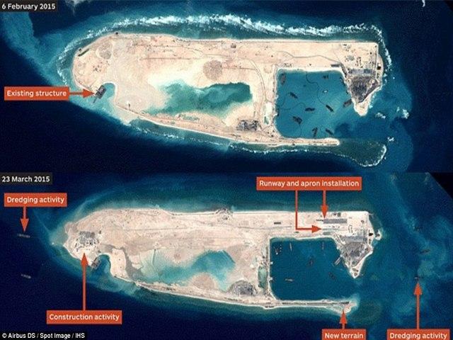"""Đưa tàu chiến """"thách thức"""" TQ ở Biển Đông, Mỹ muốn gì? - 2"""