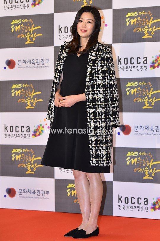 Sao hạng A xứ Hàn nô nức trên thảm đỏ - 1