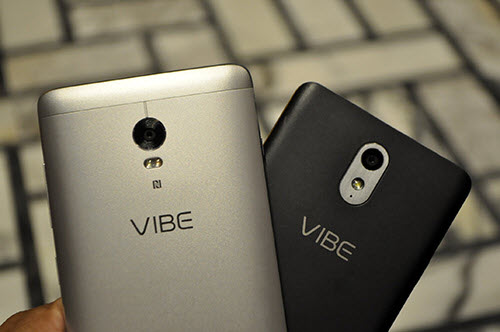 Lenovo tung smartphone VIBE P1 có cảm biến vân tay ở nút Home - 8