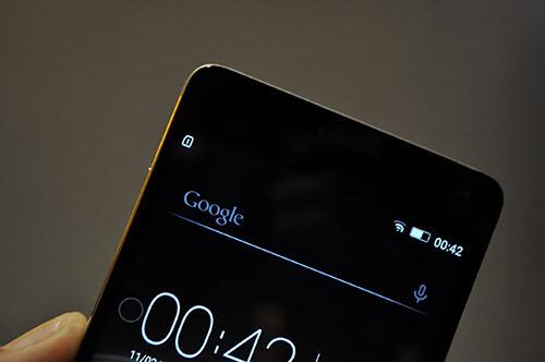 Lenovo tung smartphone VIBE P1 có cảm biến vân tay ở nút Home - 3