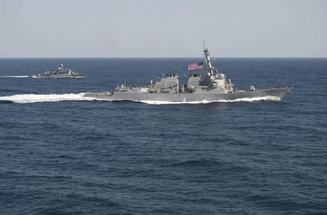 Lầu Năm góc đề xuất tuần tra Biển Đông nhiều tháng trước - 1
